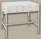 VARIA stół montażowy z podświetlanym blatem SMP/A0