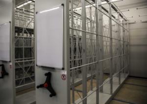 VARIA regały przesuwne Flexirol, mobile racks