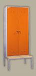 VARIA szafa ubraniowa BHP800/2Ł