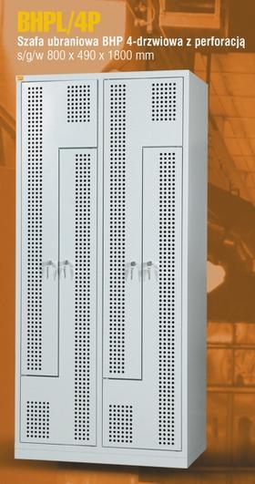 VARIA szafka skrytkowa BHPL/4P