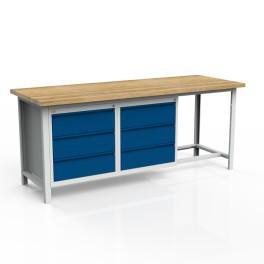 VARIA stół warsztatowy WS3.46
